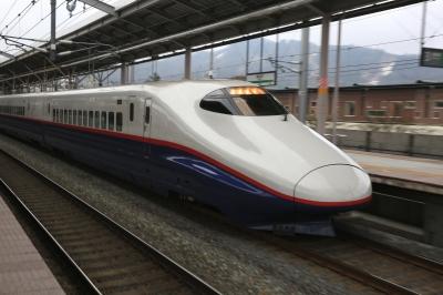 soku_30667.jpg :: 乗り物 交通 鉄道 新幹線 E2系 あさま516号