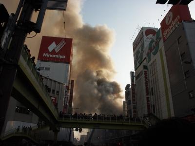 soku_30739.jpg :: 10年前 日本橋火災 事故 事件 火災 2