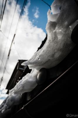 soku_30918.jpg :: 風景 街並み 水滴 水分