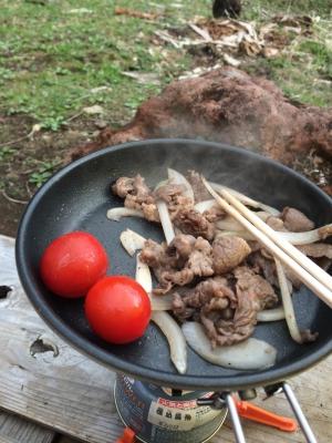 soku_30933.jpg :: 幅が広がりました 食べ物 アウトドア バーベキュー