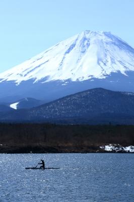 soku_31168.jpg :: 風景 自然 景色 雪山 富士山