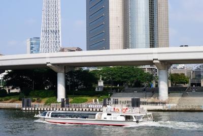 soku_31201.jpg :: 風景 街並み 都市の風景 隅田川 水上バス