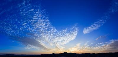 soku_31263.jpg :: EOS6D 風景 朝焼け 青空