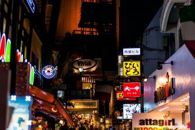 soku_31308.jpg :: 風景 街並み 都市の風景 繁華街 渋谷