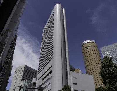 soku_31338.jpg :: 風景 街並み 都市の風景 ビル 大阪