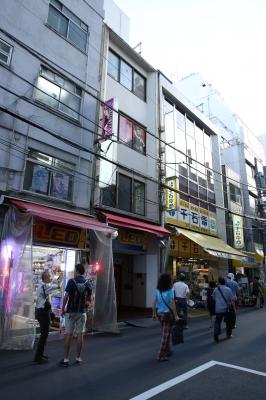 soku_31403.jpg :: 風景 街並み 都市の風景 路地裏 秋葉原 千石電商