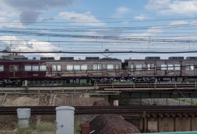 soku_31434.jpg :: 乗り物 交通 鉄道 阪急電車