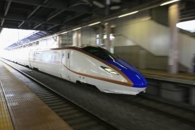 soku_31455.jpg :: 乗り物 交通 鉄道 電車 特急 新幹線