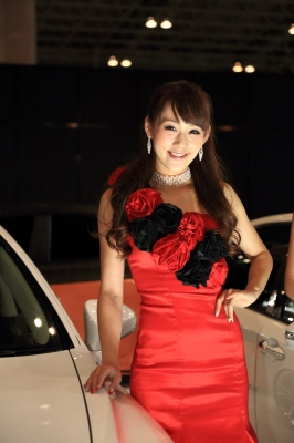 soku_31514.jpg :: 人物 女性 コンパニオン モデル オートサロン