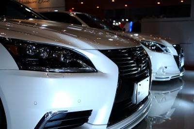 soku_31516.jpg :: 乗り物 交通 自動車 ラグジュアリー レクサス オートサロン