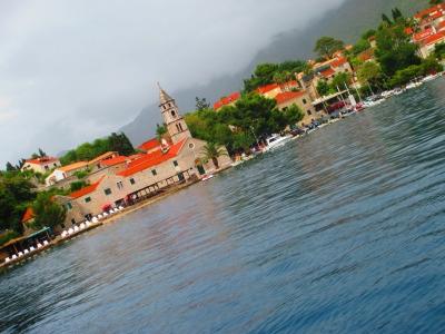 soku_31612.jpg :: 風景 街並み 都市の風景 外国 クロアチア?
