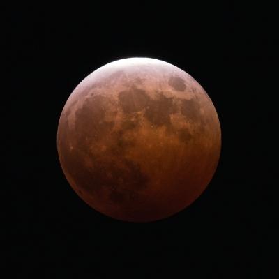 soku_31633.jpg :: 風景 自然 天体 月 皆既月食