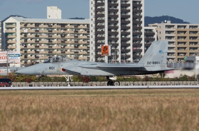 soku_31903.jpg :: 乗り物 交通 航空機 飛行機 軍用機 F15