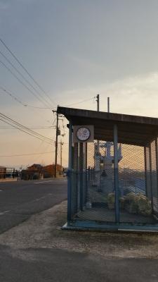 soku_31915.jpg :: 風景 街並み ゴミ置き場