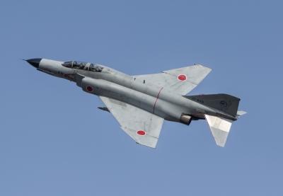 soku_31918.jpg :: 乗り物 交通 航空機 飛行機 軍用機 F4