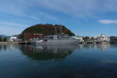soku_31954.jpg :: 自衛隊 船 軍艦 掃海艇 MSC MSC.681 すがしま Sugashima