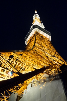 soku_31962.jpg :: 建築 建造物 塔 タワー 東京タワー