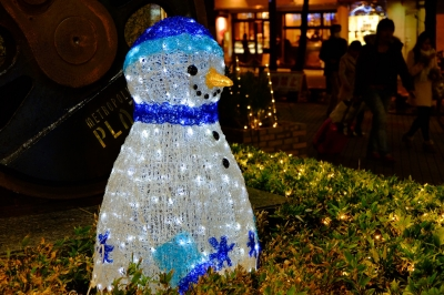 soku_31968.jpg :: 夜景 町並み クリスマス