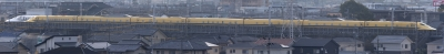 soku_32000.jpg :: T.5 T5編成 乗り物 交通 鉄道 新幹線 ドクターイエロー パノラマ
