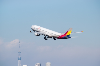 soku_32050.jpg :: 乗り物 交通 航空機 飛行機 旅客機 羽田第2ターミナル