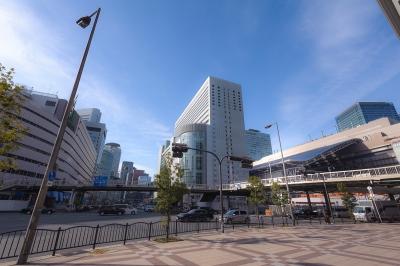 soku_32069.jpg :: 大阪駅 梅田 阪神前交差点