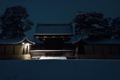 soku_32120.jpg :: 建築 建造物 神社 風景 自然 雪景色