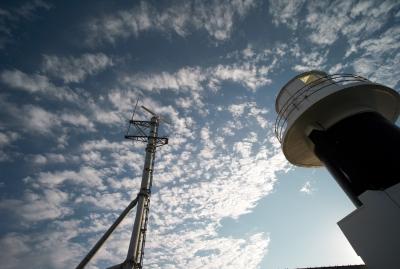 soku_32142.jpg :: 風景 自然 空 雲 建築 建造物 灯台
