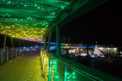 soku_32244.jpg :: 色 光 イルミネーション イルミの回廊
