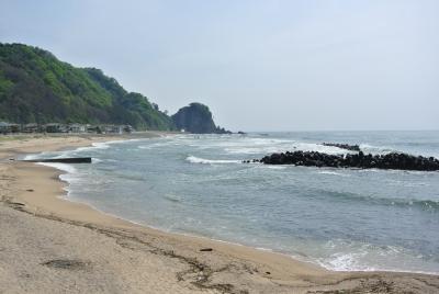 soku_32251.jpg :: 日本海 風景 自然 海 砂浜