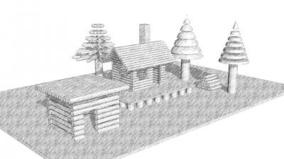 soku_32306.jpg :: 芸術 アート 絵画 版画 3D グラフィックス CG