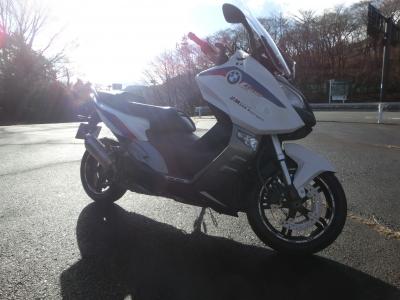 soku_32350.jpg :: BMWC600S 乗り物 交通 自動車 オートバイ バイク スクーター