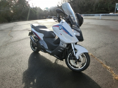 soku_32371.jpg :: BMW C600 Sport Special Edition 乗り物 交通 自動車 オートバイ バイク スクーター