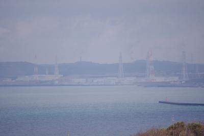 soku_32372.jpg :: 建築 建造物 工場 産業機械 煙突 環境 大気汚染