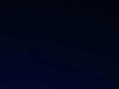 soku_32429.jpg :: 冬の大三角 風景 自然 天体 星空