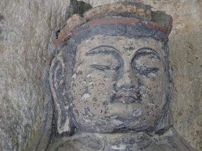 soku_32563.jpg :: 大分県臼杵市石仏 建築 建造物 神社仏閣 仏像 石像