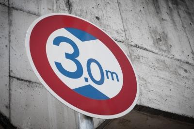 soku_32630.jpg :: 乗り物 交通 交通イメージ 道路標識
