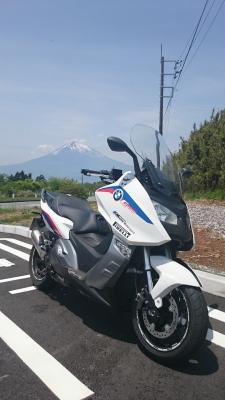 soku_32661.jpg :: BMW C600S SP 乗り物 交通 自動車 オートバイ バイク BMW C600 Sport Special Edition
