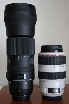 soku_32668.jpg :: 150.600mm F5.6.3 DG OS HSM カメラ機材 レンズ