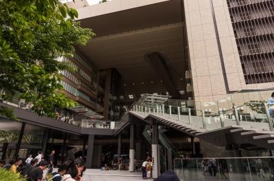 soku_32820.jpg :: 建築 建造物 風景 大阪駅