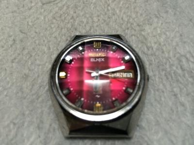 soku_32839.jpg :: セイコーエルニクス 雑貨 物 モノ 時計 腕時計