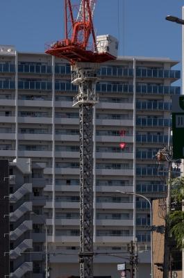 soku_32840.jpg :: 建物 施設 クレーン タワークレーン