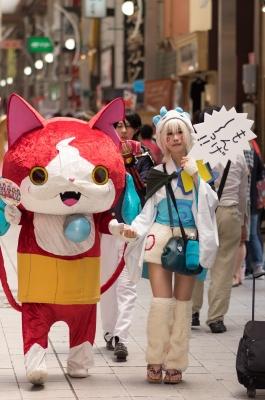 soku_32878.jpg :: 人物 コスプレ コスサミ 妖怪ウォッチ