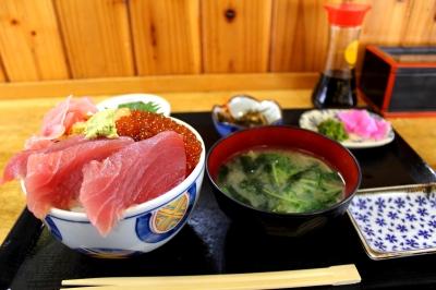 soku_32903.jpg :: 60D 食べ物 和食 丼 海鮮丼 定食