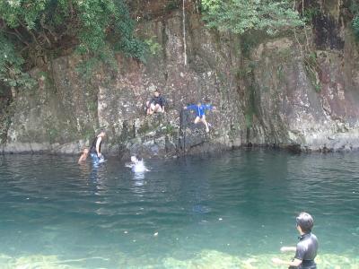 soku_32945.jpg :: 川遊び 風景 自然 川 渓谷 石並川 上流