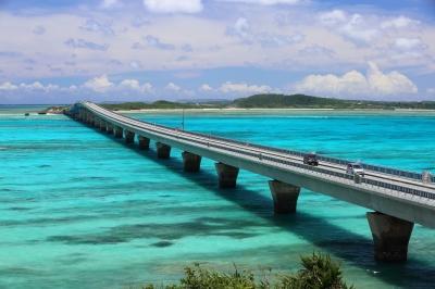 soku_32953.jpg :: 池間島 風景 自然 海 建築 建造物 橋