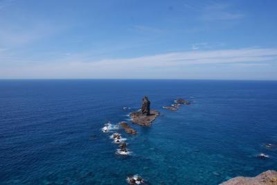 soku_32959.jpg :: 積丹 風景 自然 海 岩礁