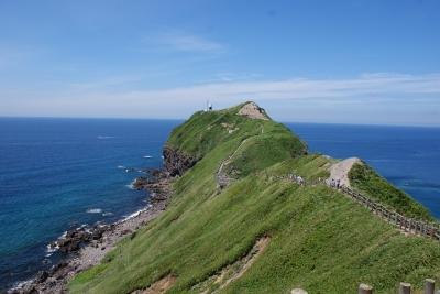 soku_32961.jpg :: 積丹 風景 自然 海 岬