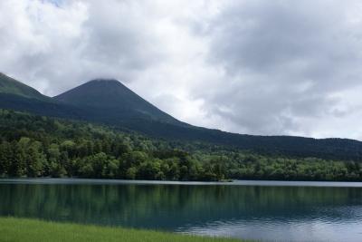 soku_32968.jpg :: オンネトー 風景 自然 湖 阿寒国立公園