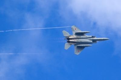 soku_33023.jpg :: 平成27年度小松基地航空祭 F.15J 飛行機 ヒコーキが足りない by KMQ