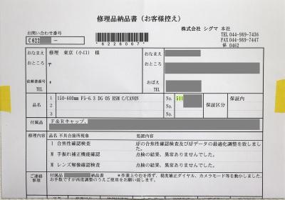 soku_33040.jpg :: シグマ 150.600C AF精度 AF不良 欠陥 検証画像 lock